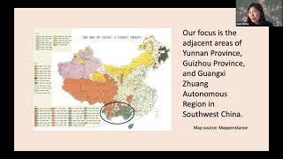 TEXTILE TALK Quilts of Southwest China the Modern Quilt Guild