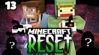 NEUSTART mit GÄSTEN! - Minecraft RESET II #13 | DNER & UNGE!