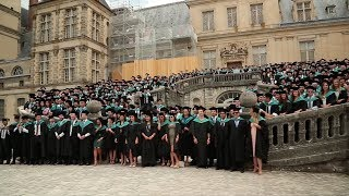 Congratulations INSEAD MBA Class of 2017J !