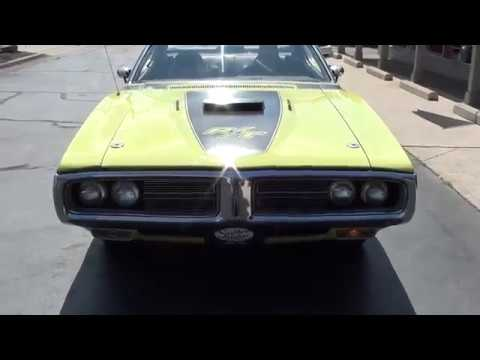 1971 Dodge Charger R/T $36,900.00