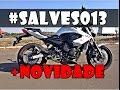 #SALVES013  SÓ O CANO O RETORNO - BERRANDO MUITO