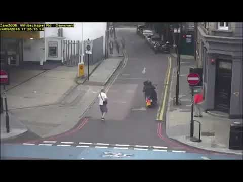 Moped Gangs London ISLINGTON