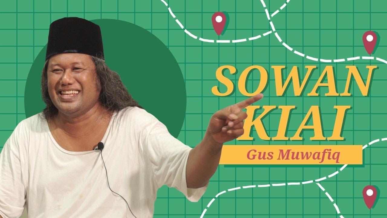 Sowankiai Gus Muwafiq Rambut Gondrong Rokok Upin Ipin