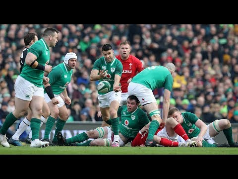 Extended Highlights: Ireland v Wales | NatWest 6 Nations