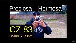 CZ 83 -Calibre 7.65x17 mm (.32 ACP)