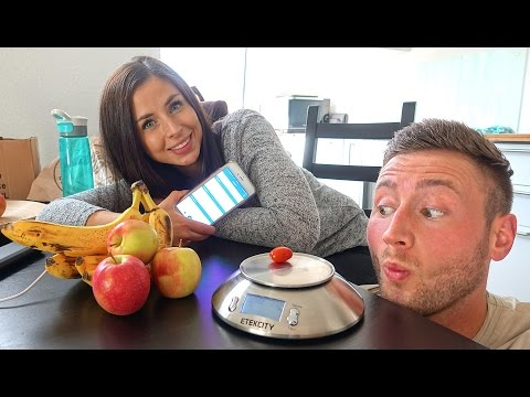 DER WEG IST DAS ZIEL... | Fit Couple Diet #19