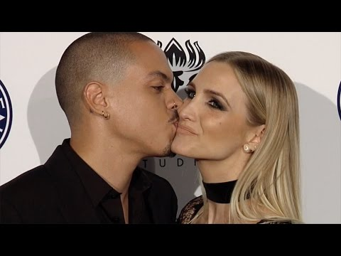 Ashlee Simpson and Evan Ross 2017 Heaven Gala