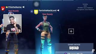FORTNITE HACKER'S SAYS HE'S BETTER THEN @NINJAHYPER & @MYTH @P2isTheName