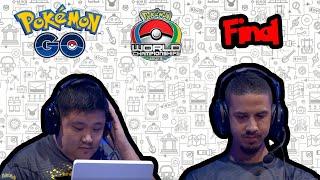 FINAL Pogokieng Vs Poke AK - 2019 Pokemon Go Invitational World Championship
