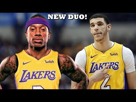 Lonzo Ball & Isaiah Thomas Best Backcourt in the Leauge?! Paul George GOES OFF in LA! Lakers vs OKC!