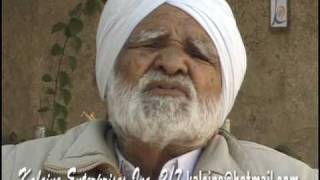 Ghadar Party Story by Late Bhagat Singh Bilga Part 2 of 7.wmv