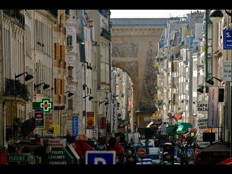 PANAME - Autour de la rue du Faubourg Saint-Denis