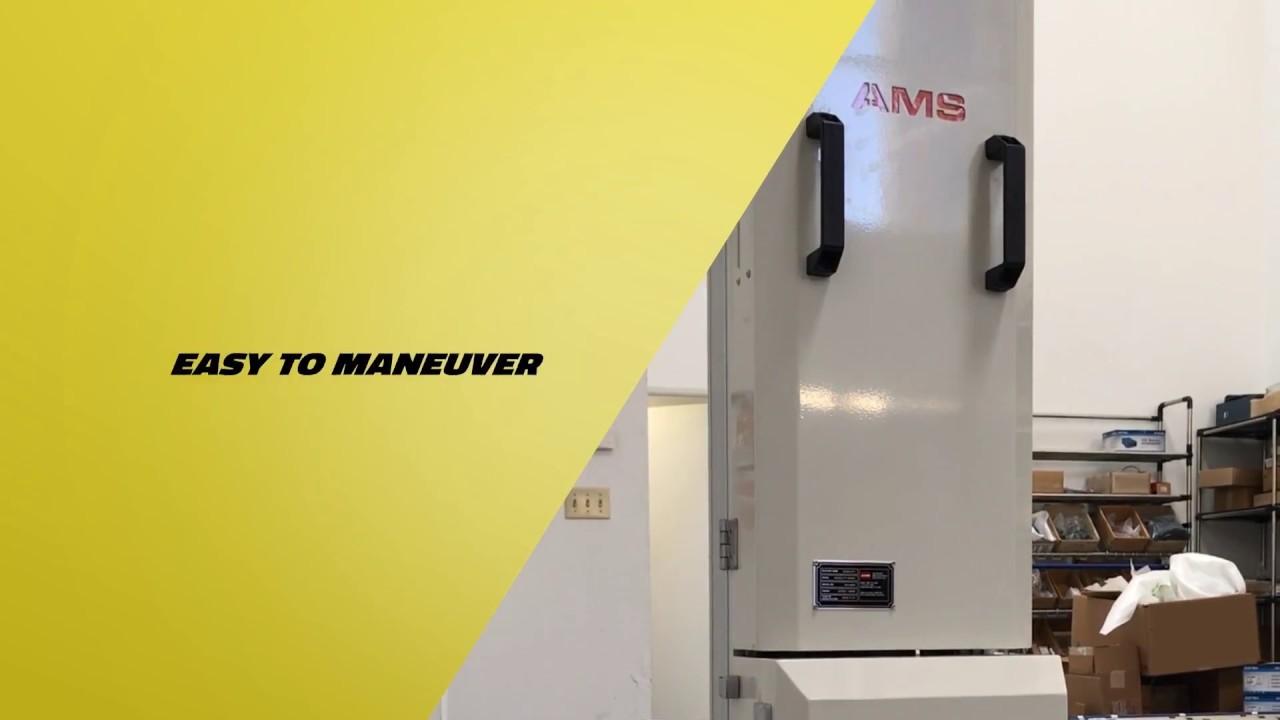 Ergolift - Heavy Load Automatic Lifter - YouTube