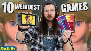 WEIRD & STRANGE Nintendo Switch Games... WHY?!