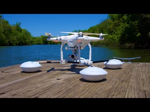 WaterStrider - Expanded Horizons for DJI Phantom