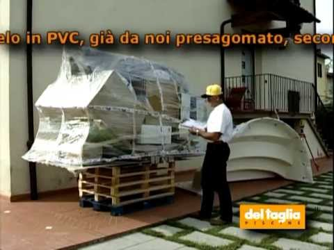 Piscine in KIT FAI DA TE - Del Taglia Piscine - YouTube