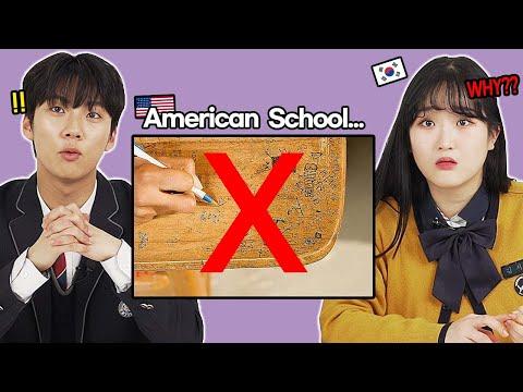 Korean Teens React