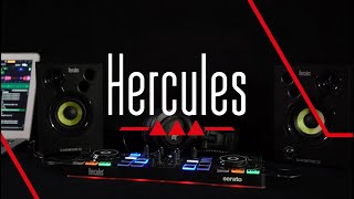 Hercules | DJControl Starlight | Start Now (EN)