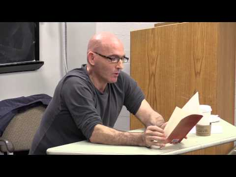 Tom Healy: A Reading & Workshop on Poetry & Tattoos