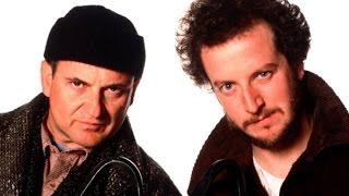 двойники бандитов(из фильма один дома)