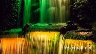 Instrumental Piano Music for Relaxing - Calming Music with Nature Sounds of Rain and Birds