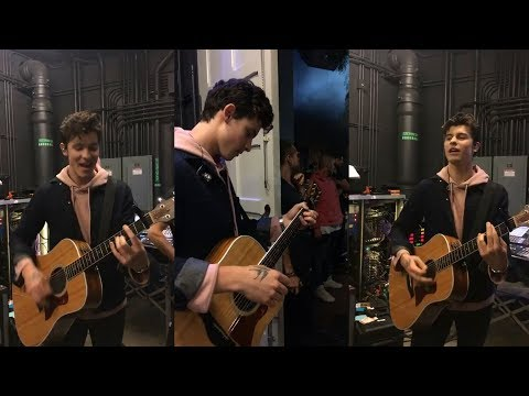 Shawn Mendes | Instagram Live Stream | 17 May 2018