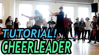 CHEERLEADER - OMI Dance TUTORIAL | @MattSteffanina Choreography (Beg/Int)