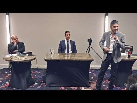 Persian Jew Debates Head of Jews for Jesus!