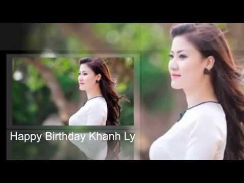 Top One KTV chúc mừng sinh nhật quý khách Khánh Ly