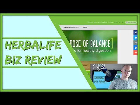 Herbalife Review - Considering Joining The Herbalife Opportunity? Watch This First...