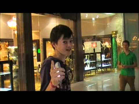 Dubai Mall Travel Guide - English Project