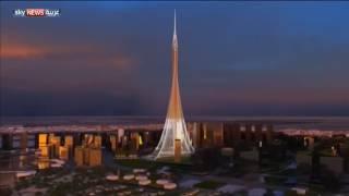 دبي تبدأ بناء أعلى برج في العالم