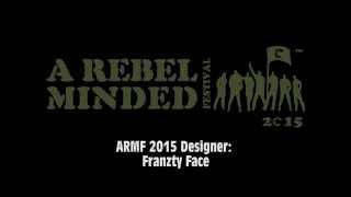 ARMF 2015 Designer: Frantzy Face