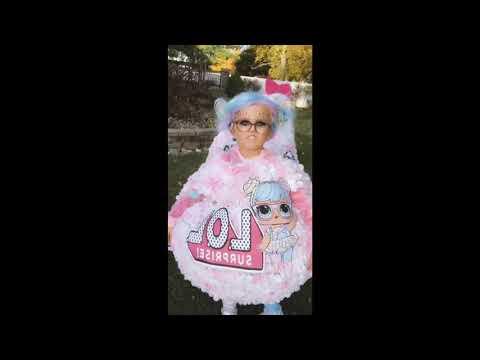 LOL doll twins Halloween costume