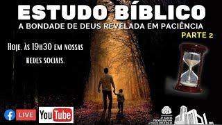 ???? Live Estudo Bíblico 08/04/2021