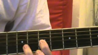 Billy J Kramer & The Dakotas: Bad To Me - Guitar Lesson