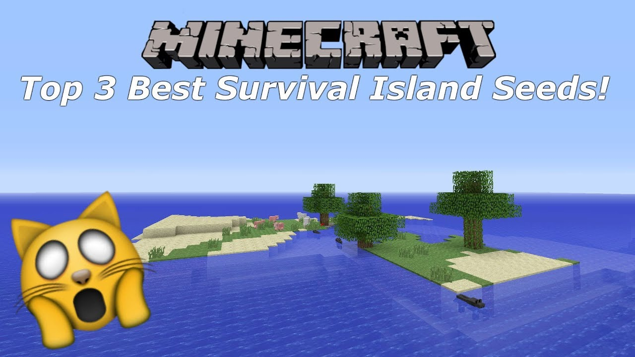 Minecraft Console - Top 3 Best Survival Island Seeds! (Minecraft PS4, Xbox  One, PS3, Xbox 360)