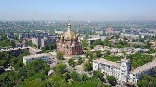 Mariupol Мариуполь с высоты птичьего полета.