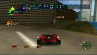 Carmageddon 64 (Nintendo 64) Gameplay