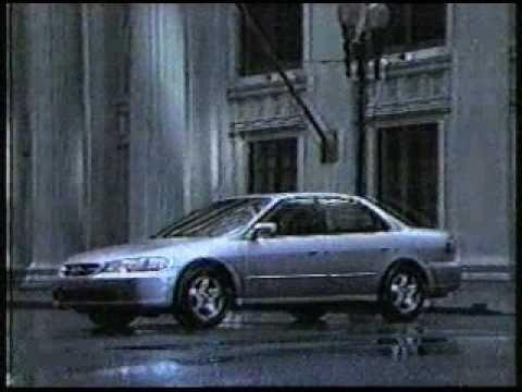 1998 Honda Accord Sedan Commercial Youtube