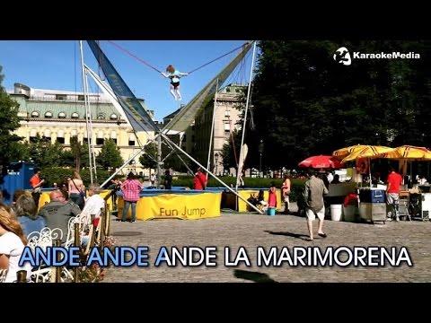 Villancicos - Ande Ande La Marimorena (Karaoke)