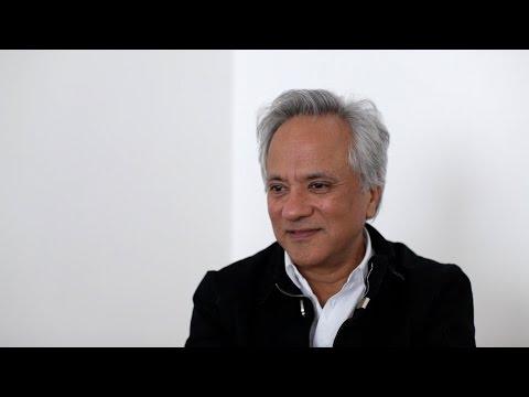 『アニッシュ・カプーア インタビュー』 Anish Kapoor interview