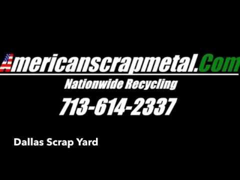 Scrap Yard In Dallas) Scrap Metal Recycling In Dallas