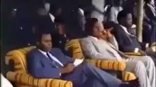 Paul Kagame  Agent Secret de CIA Pour DR Congo