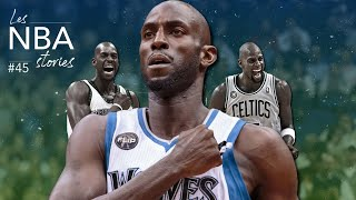 KEVIN GARNETT, LA GRANDE CARRIÈRE DU BIG TICKET - LNS #45