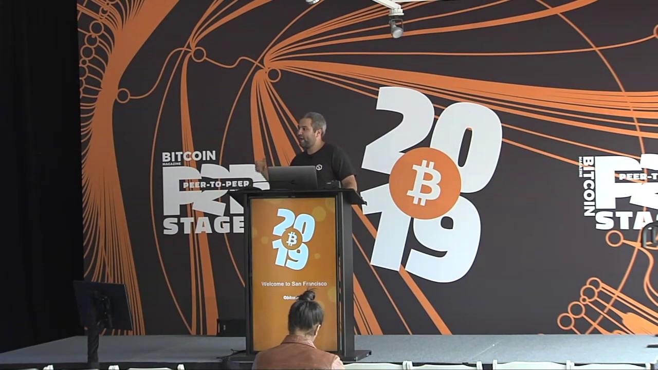 Bitcoin2019: Blox io, Alon Murdoch
