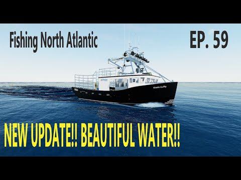 THE WATER IS BEAUTIFUL!! - Fishing North Atlantic - EP. 59 |