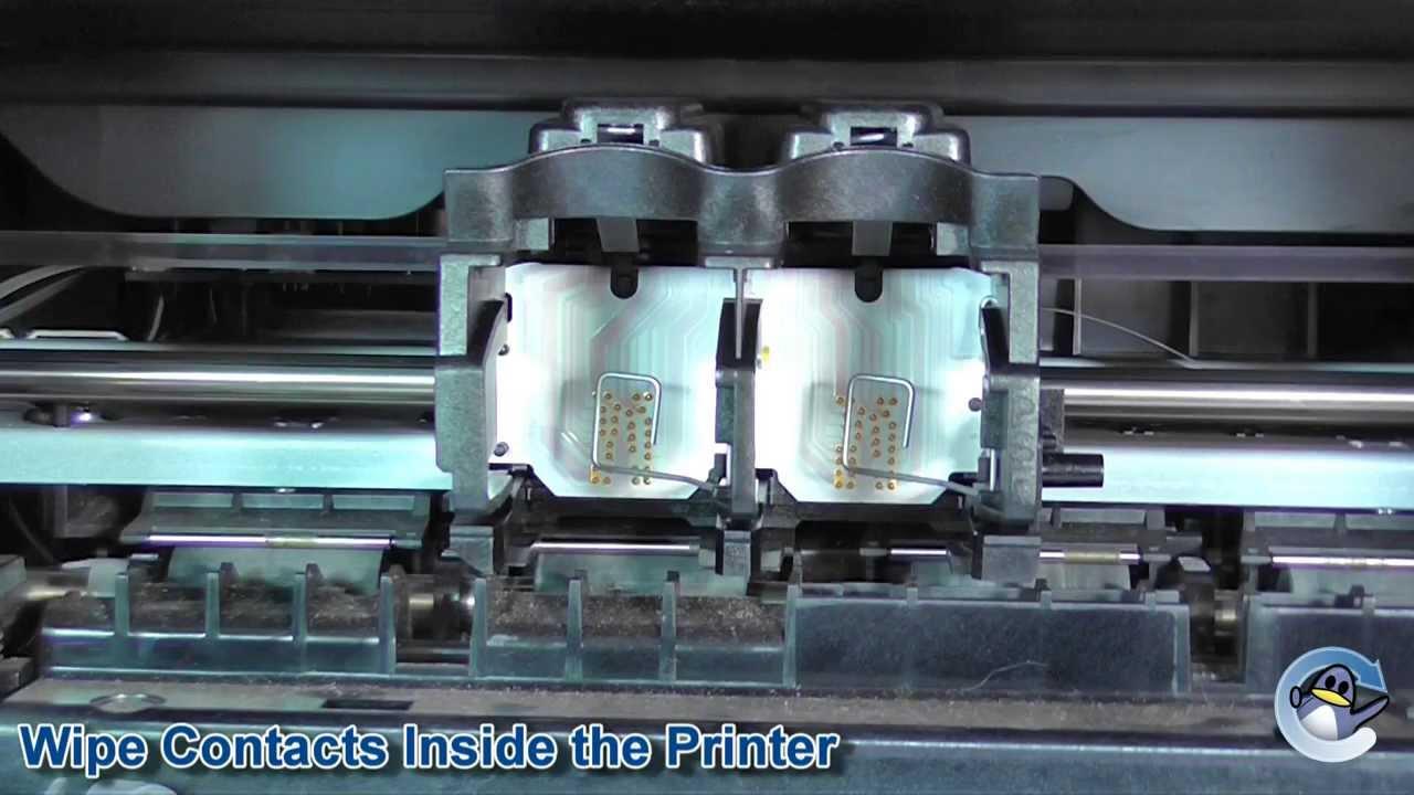 Troubleshooting The Hp Check Ink Print Cartridge Error