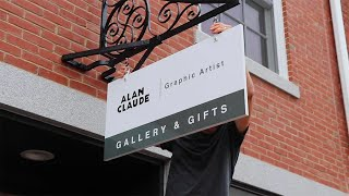 Alan Claude Gallery Soft Open 2020 screenshot 3