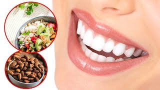 5 Good Foods for Your Teeth | healthy foods for teeth | Health Tips 24h
